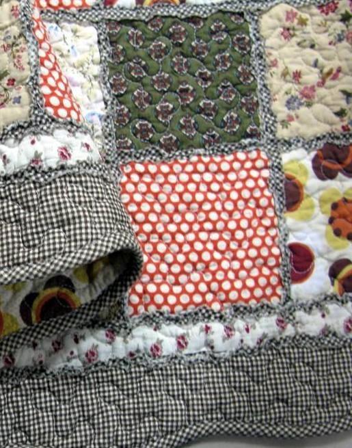 Come creare un Tappeto patchwork  SPAZIO DONNE
