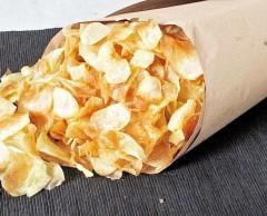 frittura, cucina, ricette, ricetta, patatine fritte, apatine fritte croccanti, trucco patatine fritte